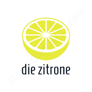 Health Logo the lemon - Logo Design Example Health
