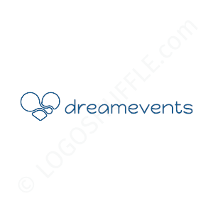 Event Logo Traum Events - Logo Design Example Event