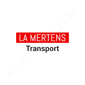 Transport Logo La Mertens Trans - Logo Design Example Transport