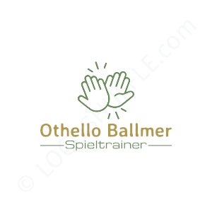 Freelancer Logo Othmar Ballmer Spieltrainer - Logo Design Example Freelancer