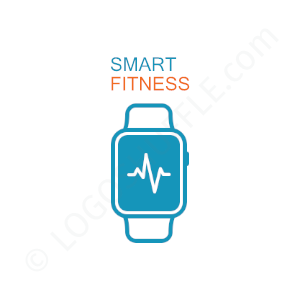 Personal Trainer Logo Smart & Fit - Logo Design Example Personal Trainer