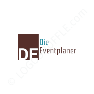 Event Logo Die Eventplaner - Logo Design Example Event