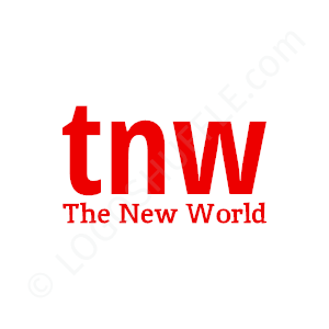 Startup Logo TNW The New World - Logo Design Example Startups