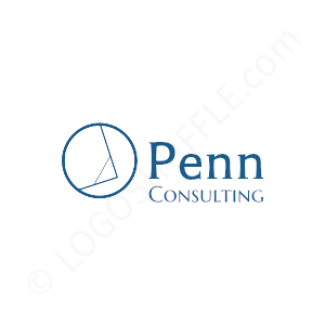 Consulting Logo Penn Business Consulting - Logo Design Example Consultant