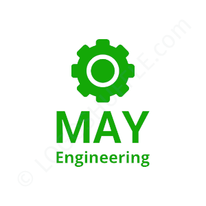 Engineering Logo May Engineering - Logo Design Example Engineer
