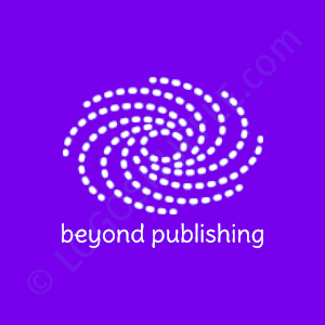 Startup Logo Beyond Publishing - Logo Design Example Startups