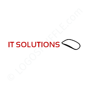 Computer Logo IT Solutions - Logo Design Example Computer & IT