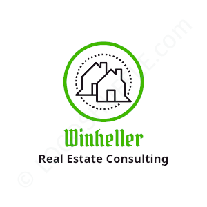 Consulting Logo Winheller Real Estate Consulting - Logo Design Example Consultant