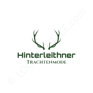 Fashion & Clothing Logo Hinterleithner Trachtenmode - Logo Design Example Fashion & Clothing
