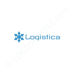 Transport Logo Logistica  - Logo Design Example Transport