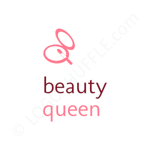Boutique Logo beauty queen - Logo Design Beispiel für Boutiquen