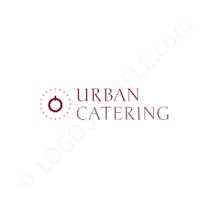 Catering & Party Service Logo Urban Catering - Logo Design Example Catering