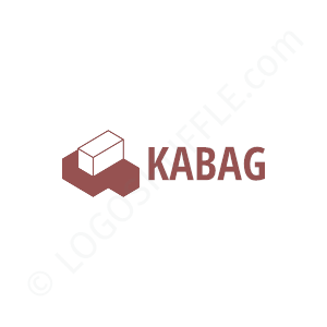 Construction Logo KABAG - Logo Design Example Construction