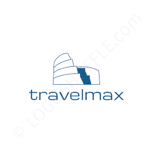 Travel Agency Logo Travel Max - Logo Design Example Travel Agency