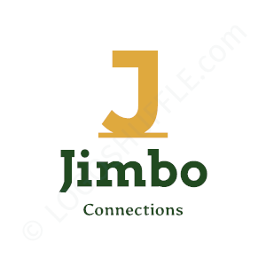 Startup Logo Jimbo Connections - Logo Design Example Startups