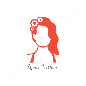 Fashion & Clothing Logo Roma Fashion - Logo Design Example Fashion & Clothing