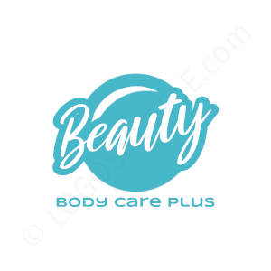 Beauty & Cosmetics Logo Body Care plus - Logo Design Example Cosmetics
