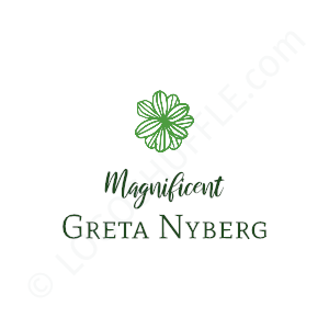 Beauty & Cosmetics Greta Nyberg - Logo Design Example Cosmetics