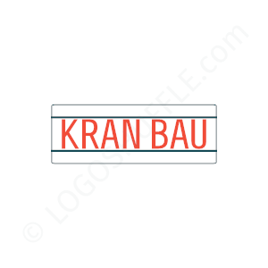 Construction Logo Kran Bau - Logo Design Example Construction