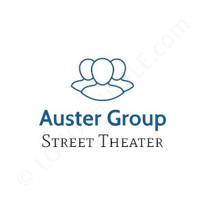 Freelancer Logo Auster Group Street Theatre - Logo Design Example Freelancer